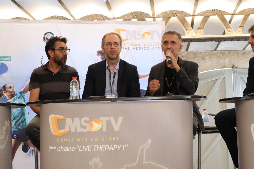 La douleur inguinale du sportif (Dr Terqueux / Dr Moreau / Dr Bousquet)